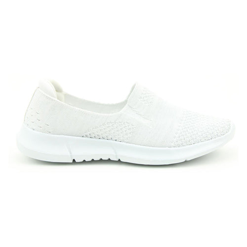 Heavenly Feet Trainers - Holly - White