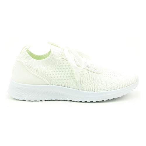 Heavenly Feet Trainers - Poppy - White