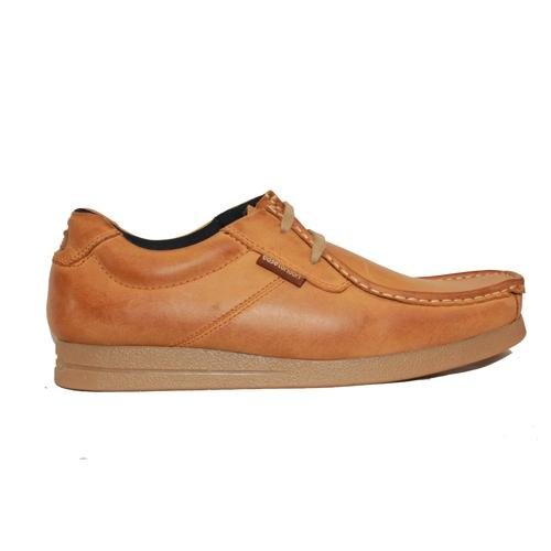 Base London - Storm - Tan  - Casual Shoes