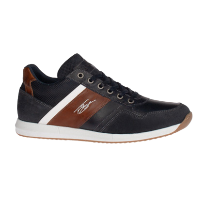Tommy Bowe Mens Trainer - Toner - Navy