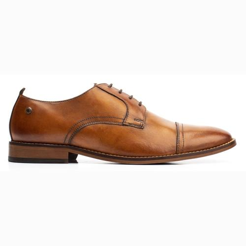 Base London Dressy Shoes - Trailer - Tan