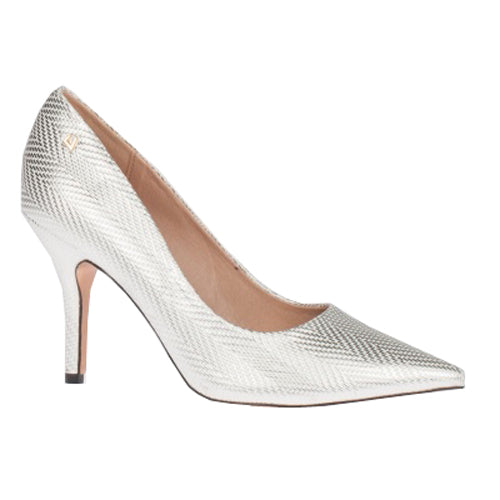 Una Healy Dressy Heels - Two Angels - Silver