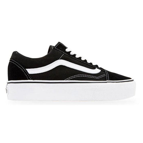 Vans Trainers - Old Skool Platform - Black/White