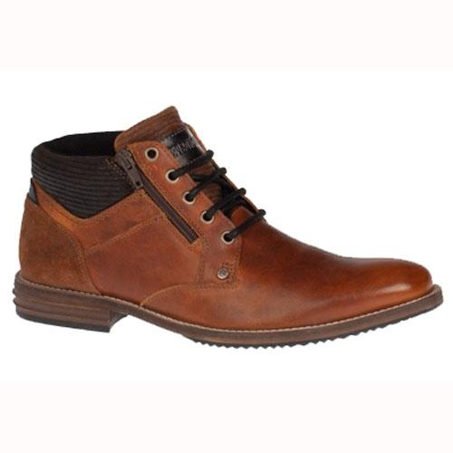 Tommy Bowe Ankle  Boots  - Wilkinson - Tan