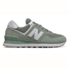 New Balance Ladies Trainer - WL574OAD - Green