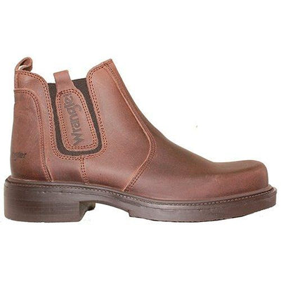 Wrangler Chelsea Boot - WM0130 - Brown