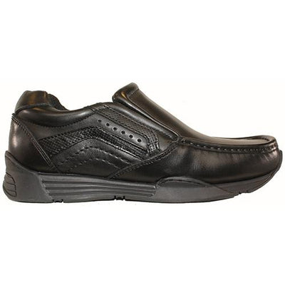 Wrangler Casual Slip On Shoes - Lavey 2 -  Black