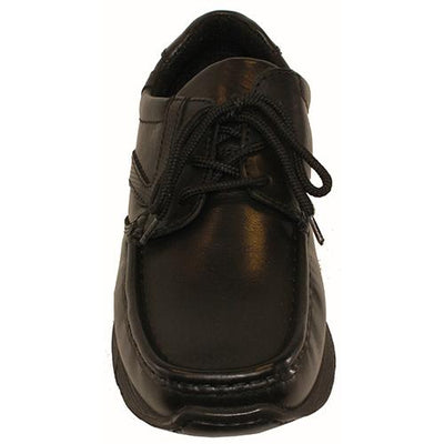 Wrangler Casual Laced Shoe - Lusk 2 - Black
