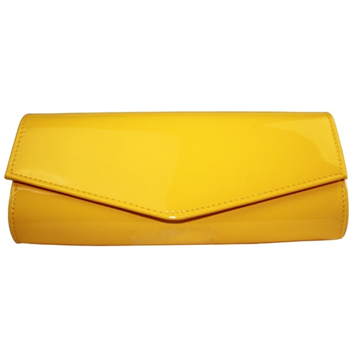 Dr Bear Clutch Bag - 90855 - Yellow