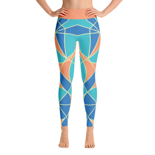 Yoga Leggings – Slow Mood