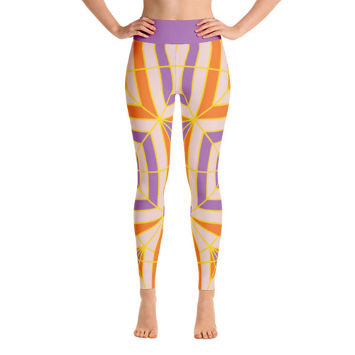 Yoga Leggings – Dream Weaver