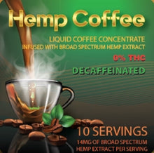 Load image into Gallery viewer, Hemp Coffee- Decafe