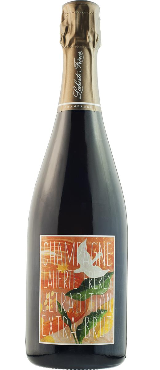 Champagne AOC Ultratradition Extra Brut Nature Laherte Frères