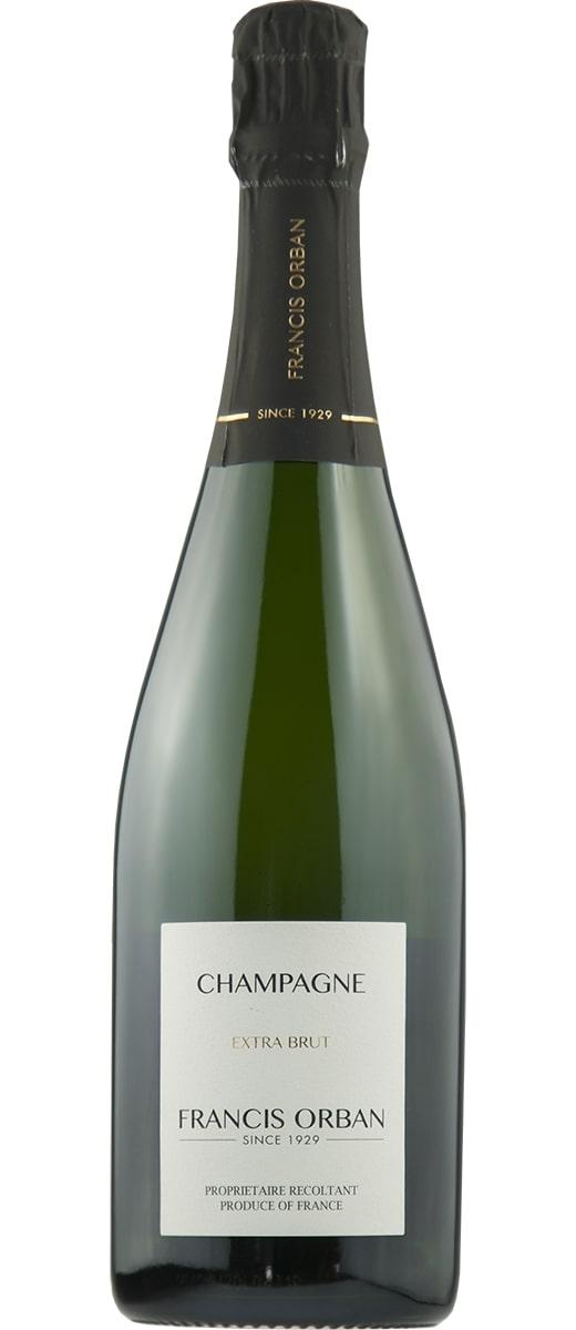 Champagne Cuvée Extra Brut Francis Orban