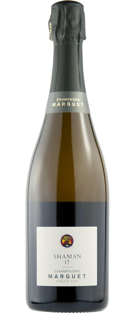 "Champagne Extra Brut ""Shaman 17"" 2017 Marguet"