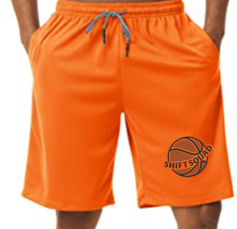 Shiftsquad Men's basketball shorts Fall and Winter Line - Shiftsquad