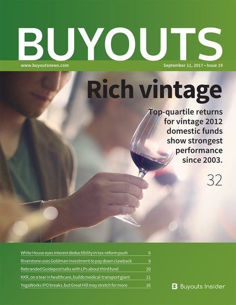 Buyouts cover