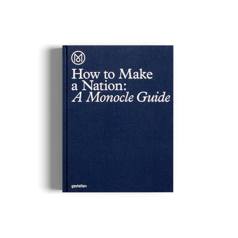 Monocle Books How to Make a Nation: A Monocle Guide