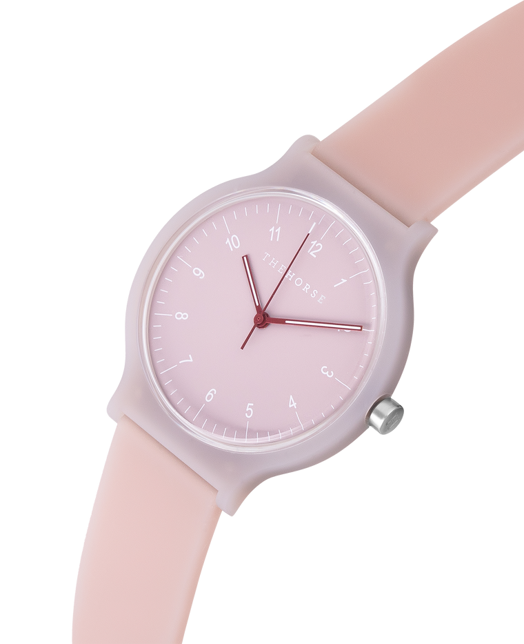 The Blockout Watch in Lilac