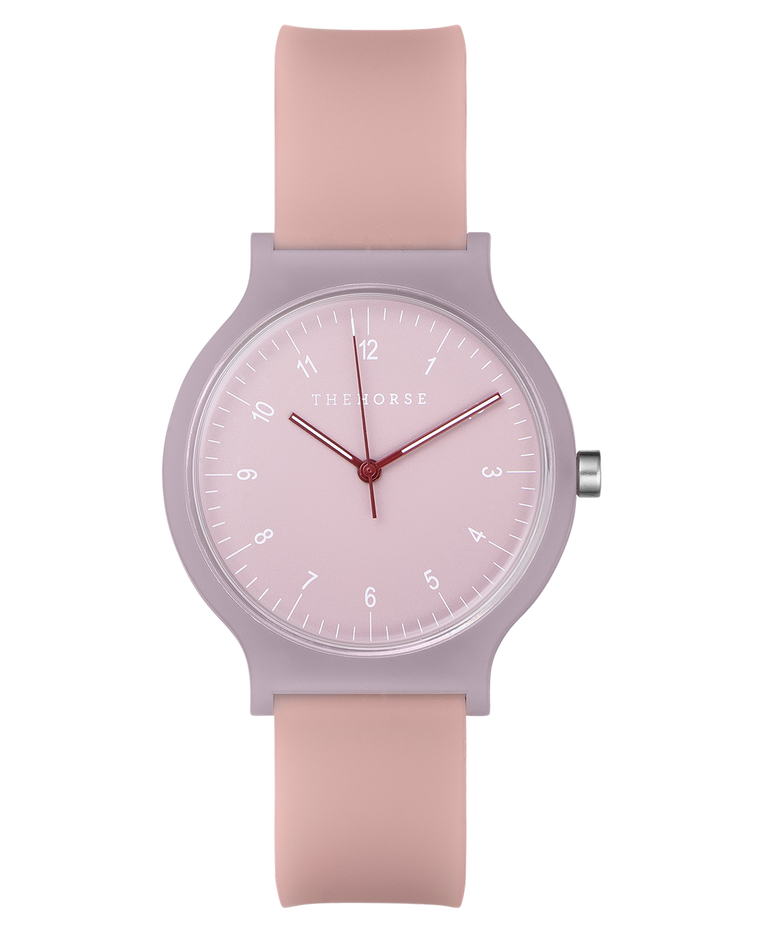 SA2 The Horse Blockout Unisex Watch in Lilac