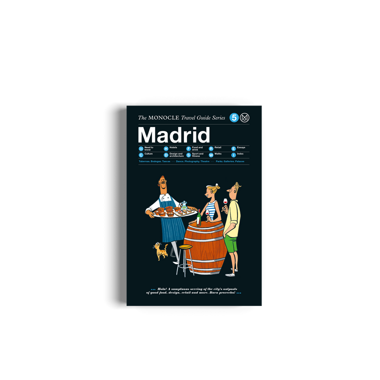 The Monocle Travel Guide No. 05 Madrid