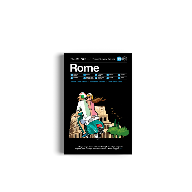 The Monocle Travel Guide No. 19 Rome