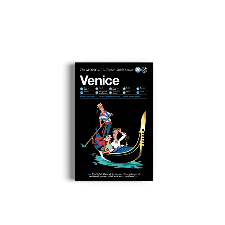 The Monocle Travel Guide No. 20 Venice