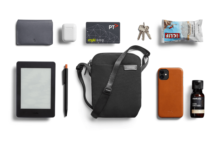 Bellroy City Pouch. Compendium Design Store, Fremantle. AfterPay, ZipPay accepted.