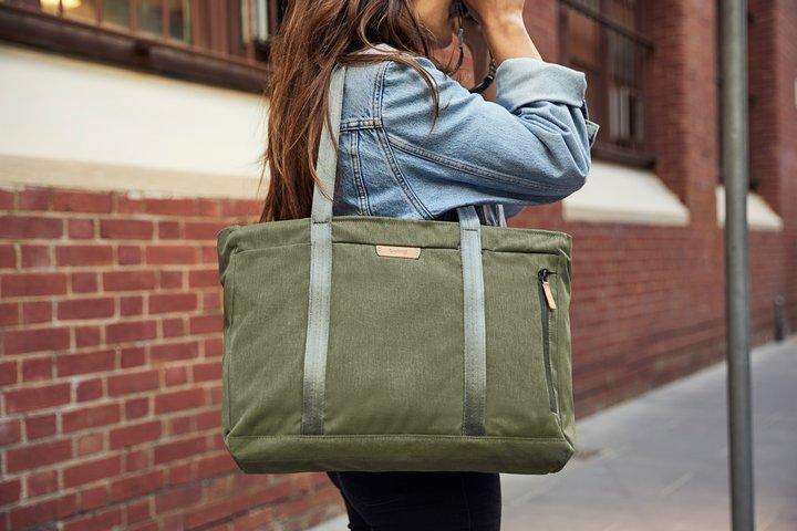 Bellroy Classic Tote. Bellroy. Compendium Design Store, Fremantle. AfterPay, ZipPay accepted.