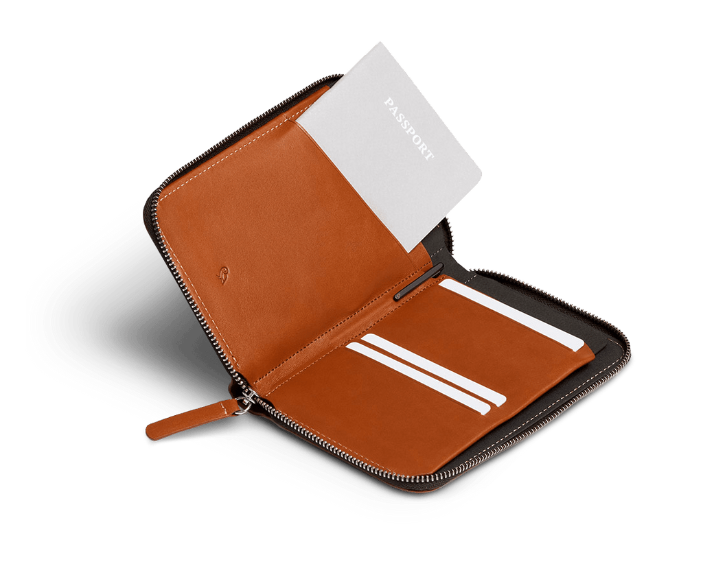 Bellroy Travel Folio. Bellroy. Compendium Design Store, Fremantle. AfterPay, ZipPay accepted.