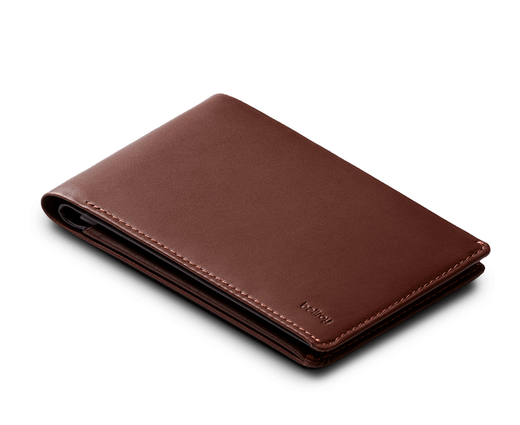Bellroy Travel Wallet with RFID Protection. Bellroy. Compendium Design Store, Fremantle. AfterPay, ZipPay accepted.