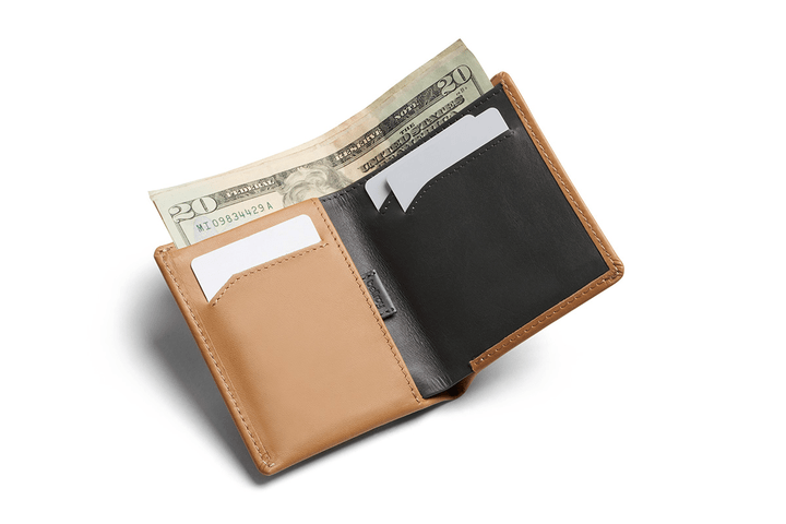 Bellroy Note Sleeve Wallet with RFID Protection. Bellroy. Compendium Design Store, Fremantle. AfterPay, ZipPay accepted.