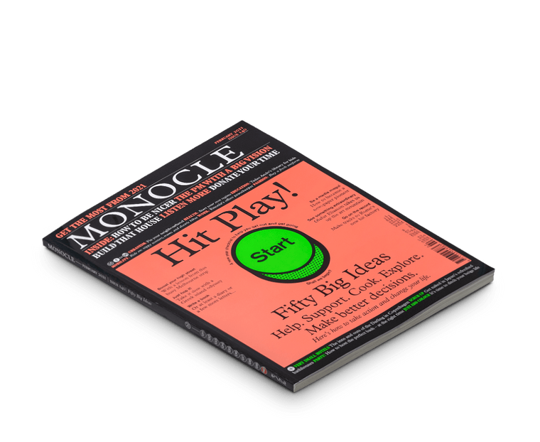 Monocle Magazine · Issue 140 February 2021
