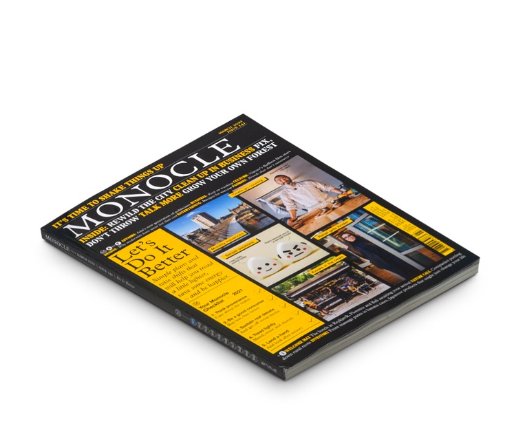 Monocle Magazine · Issue 141 March 2021
