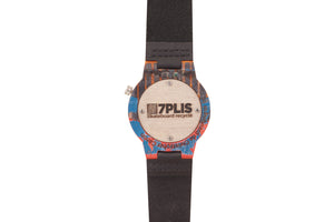 Montre 7PLIS skateboard recyclé #302
