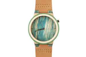 Montre 7PLIS skateboard recyclé #279