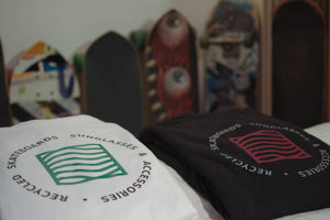 "Sweat 7PLIS ""recycled skateboard"" - 7PLIS"