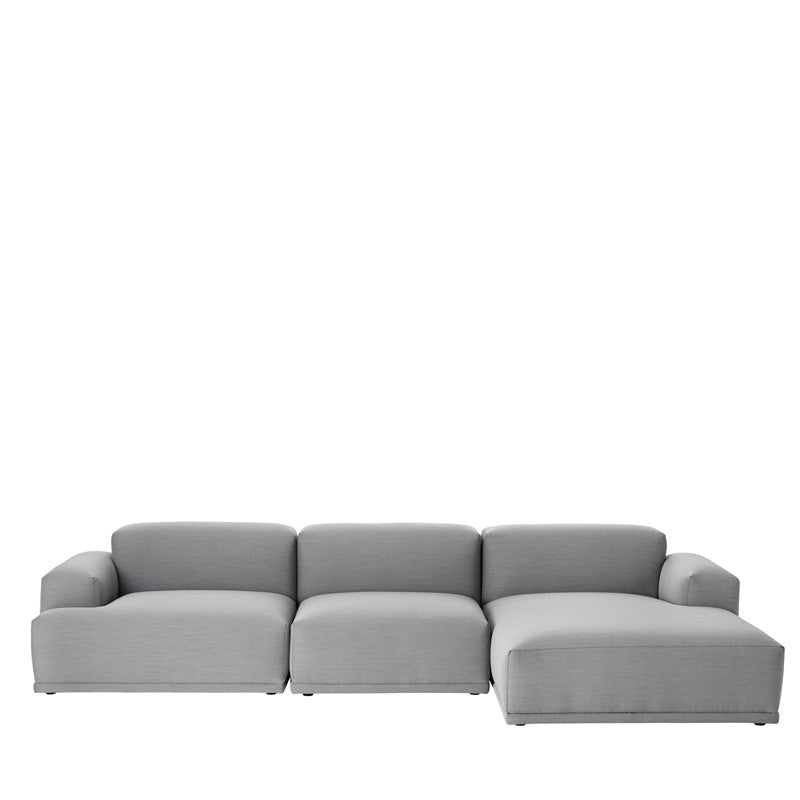 Connect Sofa 3-sits + divan
