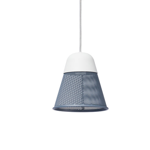 Petite Friture Ray Taklampa Small Dark Blue