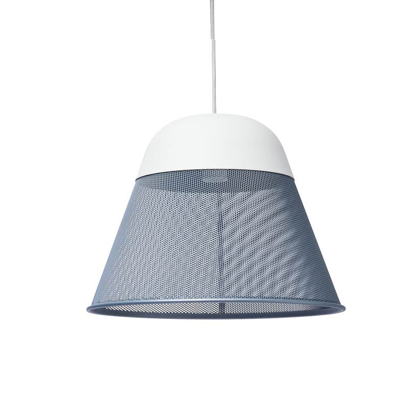 Petite Friture Ray Taklampa Large Dark Blue