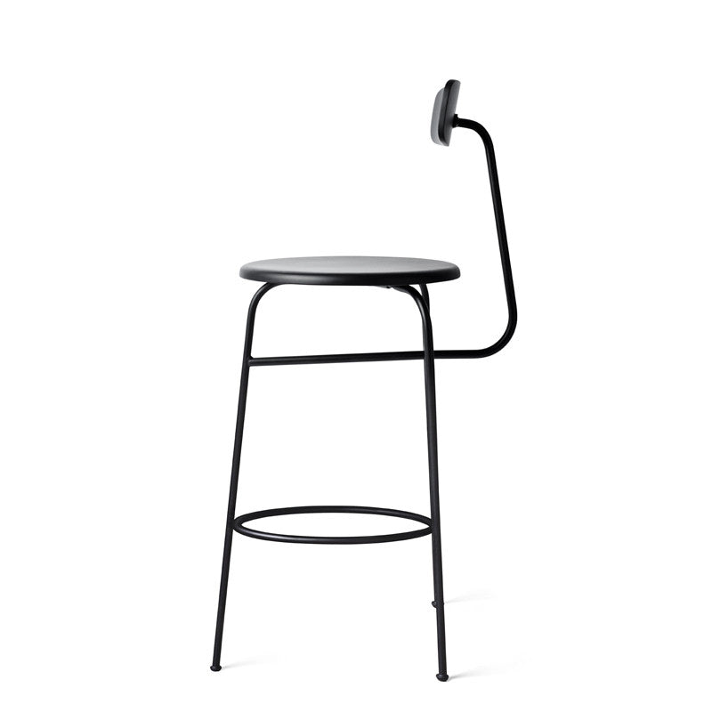 Menu Afteroom Barstool Black