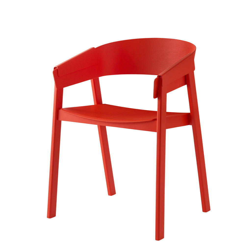 Muuto Cover Chair Red