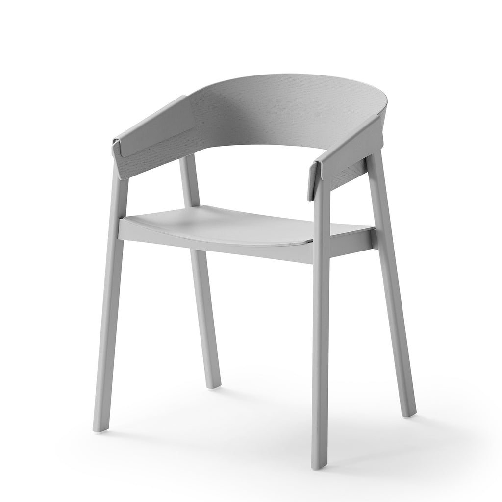 Muuto Cover Chair Grey