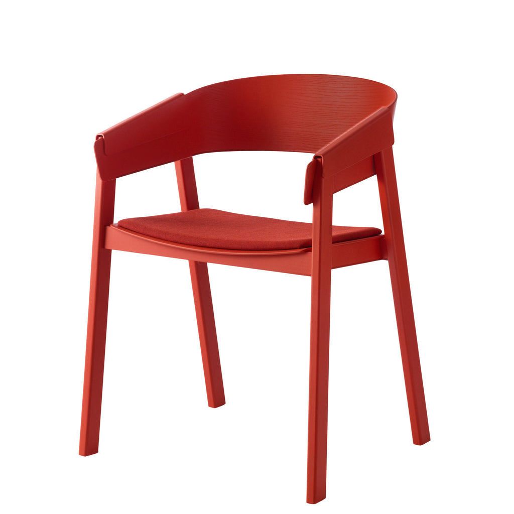 Muuto Cover Chair Red Remix643