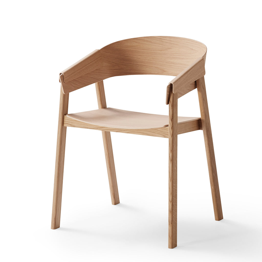 Muuto Cover Chair Oak
