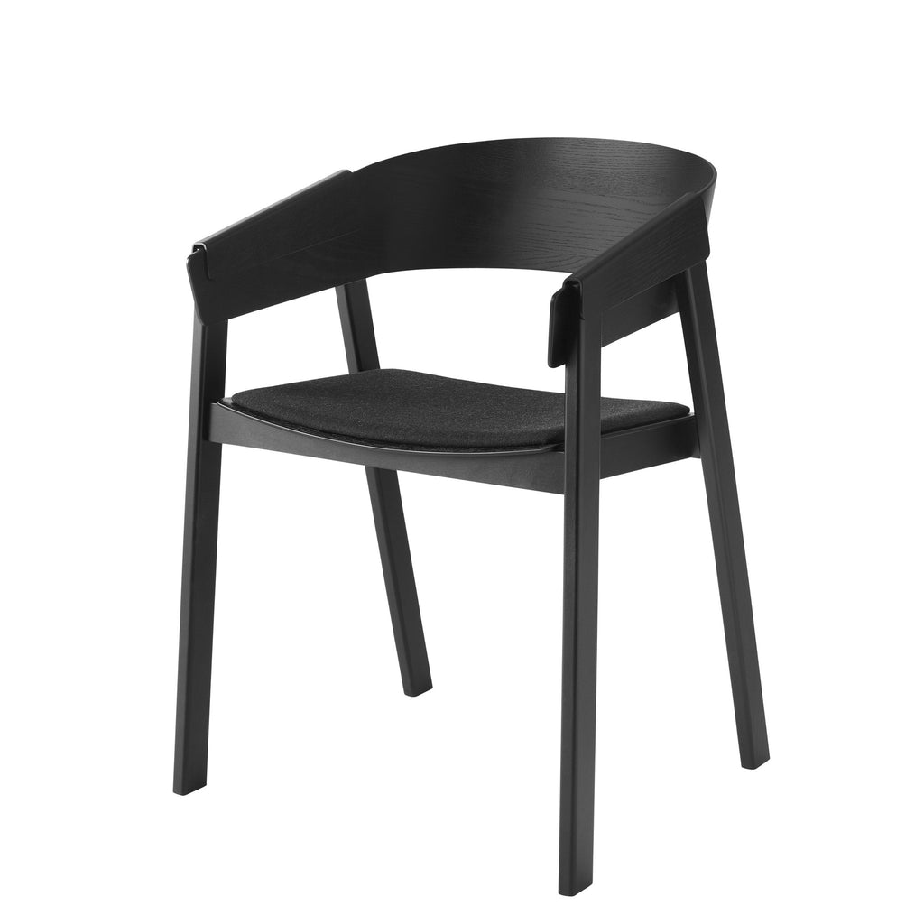 Muuto Cover Chair Black Remix183