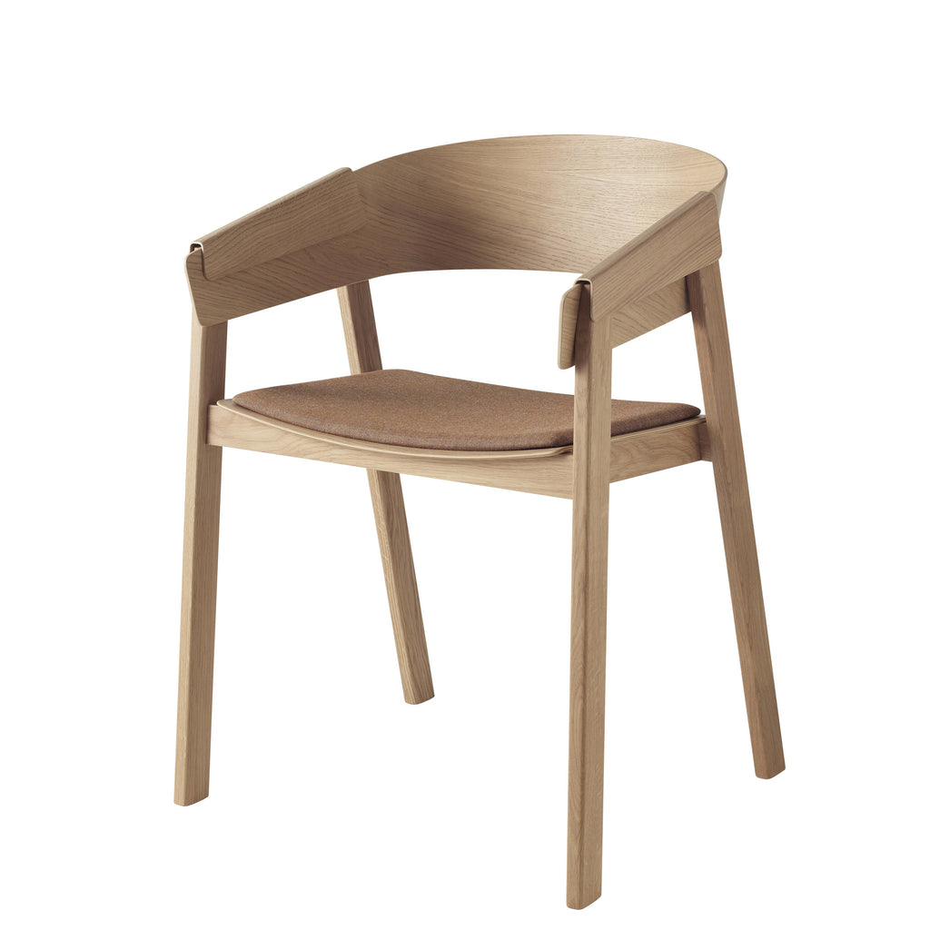 Muuto Cover Chair Oak Remix252