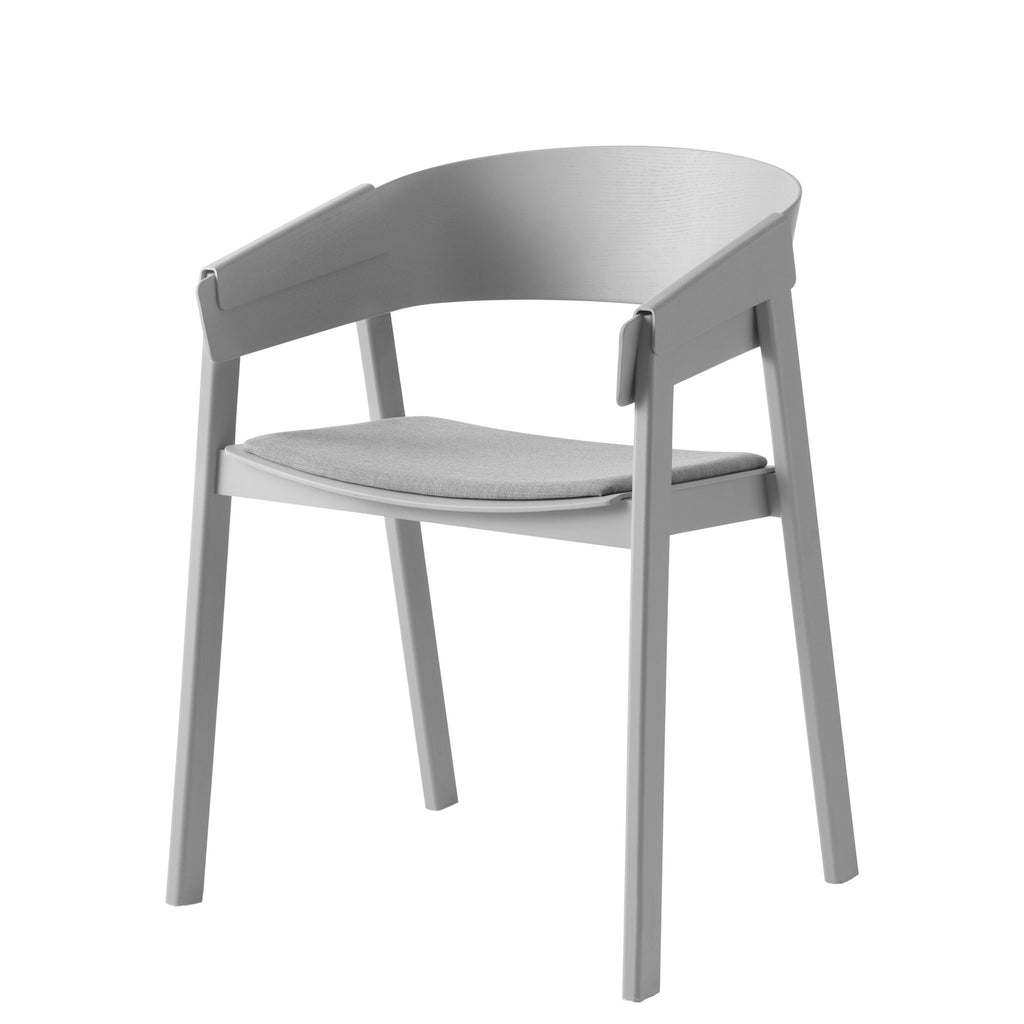 Muuto Cover Chair Grey Remix123