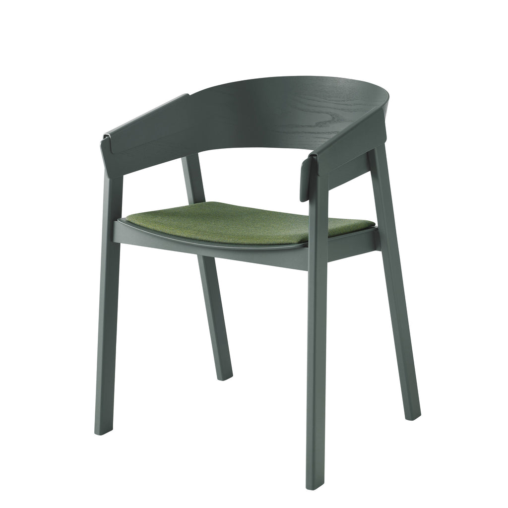 Muuto Cover Chair Green Remix933