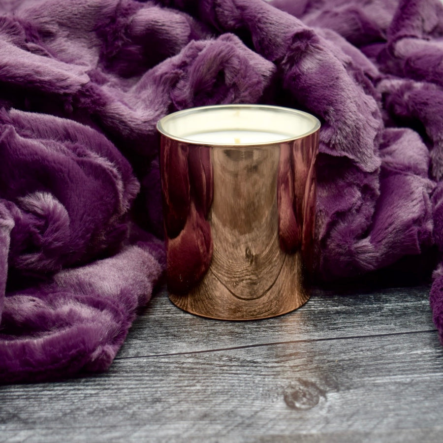 Copper Tumbler Candle - Cardamom Citrus